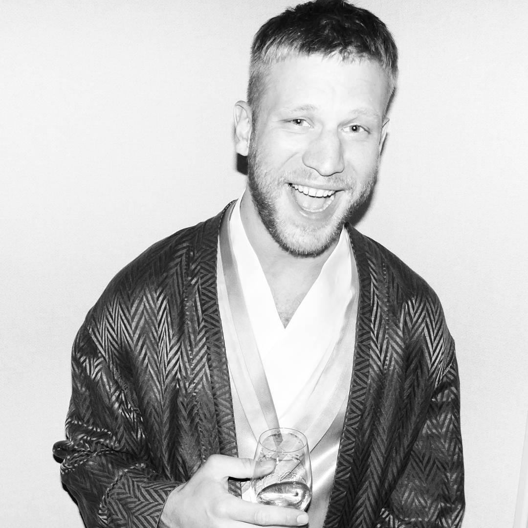 Иван Дорн попал в рейтинг российских номинантов MTV EMA 2015