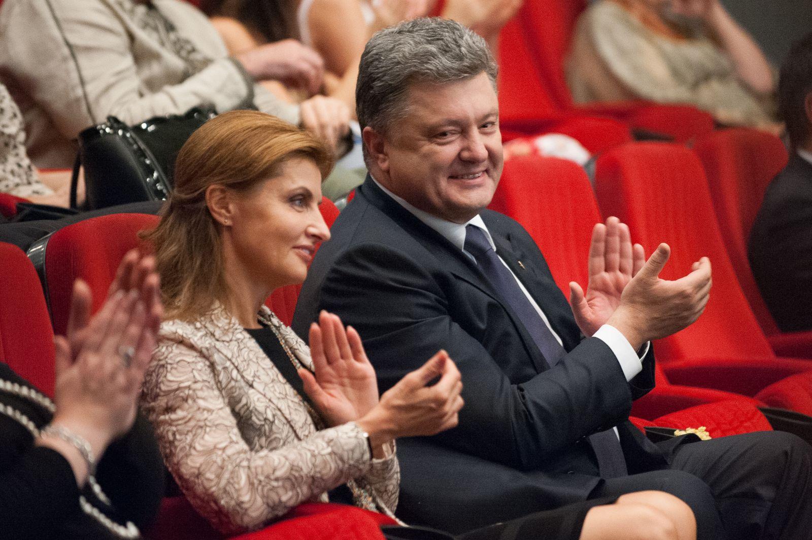 Новая сумка Марины Порошенко стоит полмиллиона гривен?