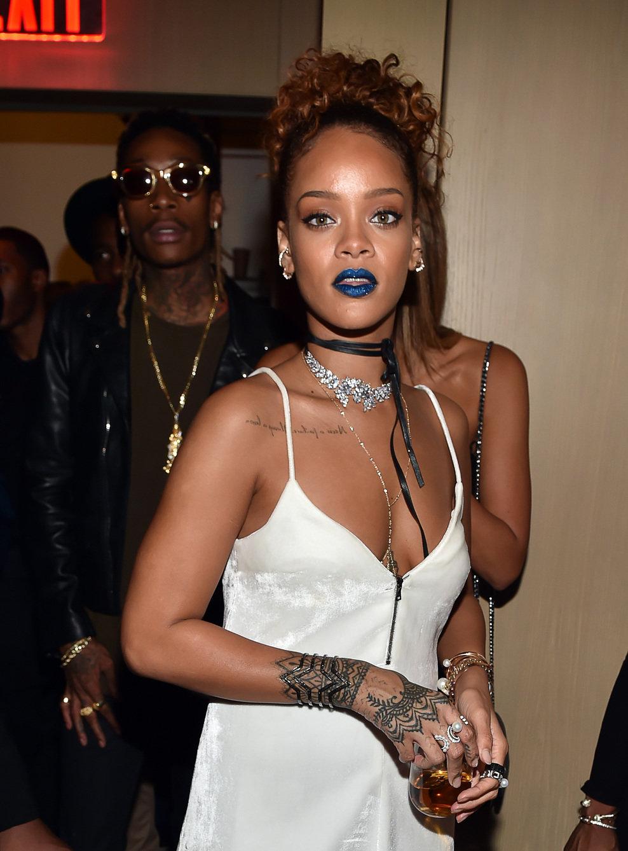 Американские звезды посетили Неделю моды в Нью-Йорке
