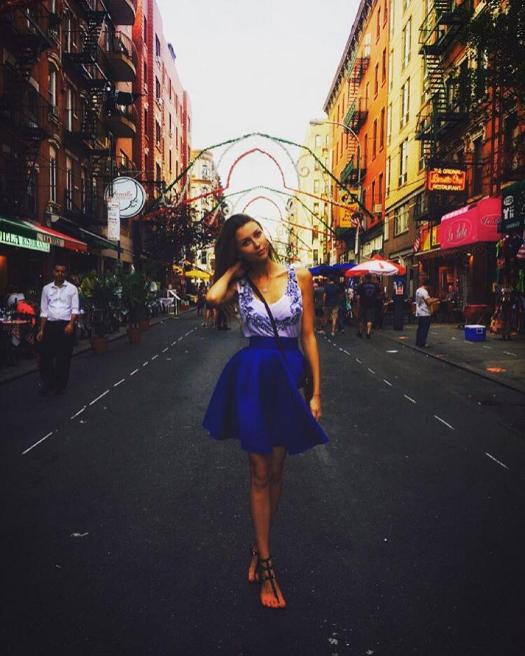 Словно модель: Дочь Анастасии Заворотнюк поразила стройностью