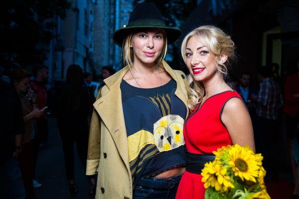 Звезды отпраздновали день рождения галерии Spivakovska ART:EGO