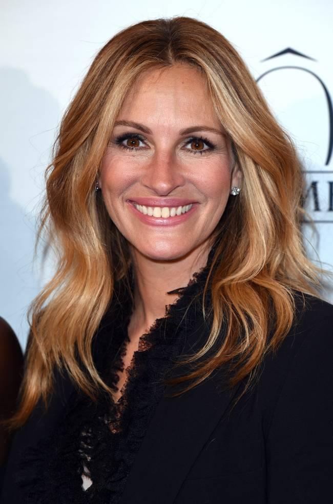 Джулия Робертс откровенно рассказала о своих отношениях с Джорджем Клуни