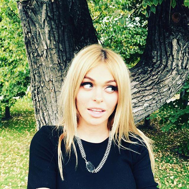 Анна Хилькевич скоро станет мамой