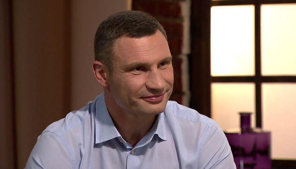 Виталий Кличко рассказал о своих доходах