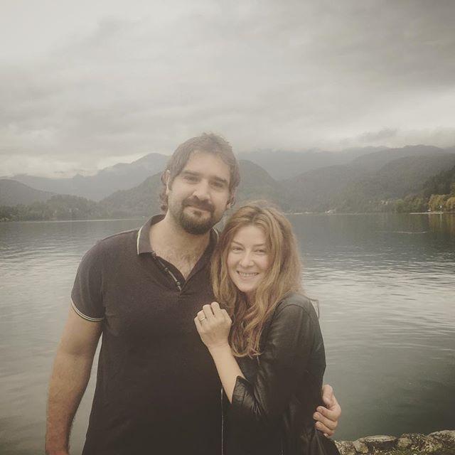 Жанна Бадоева хочет обвенчаться со своим новым супругом