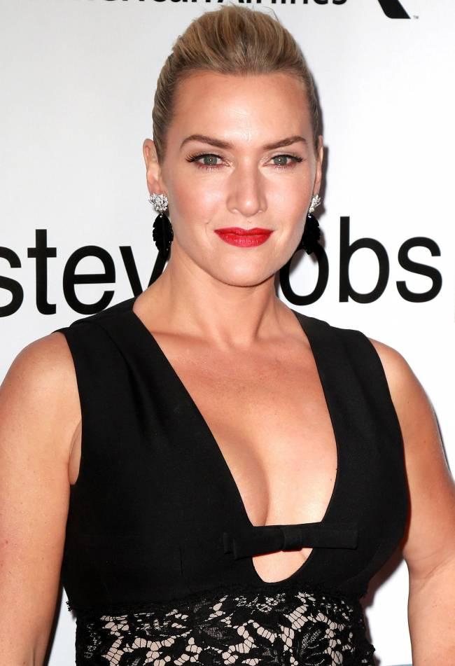 Вечно молодая: 40-летняя Кейт Уинслет восхищает неувядающей красотой