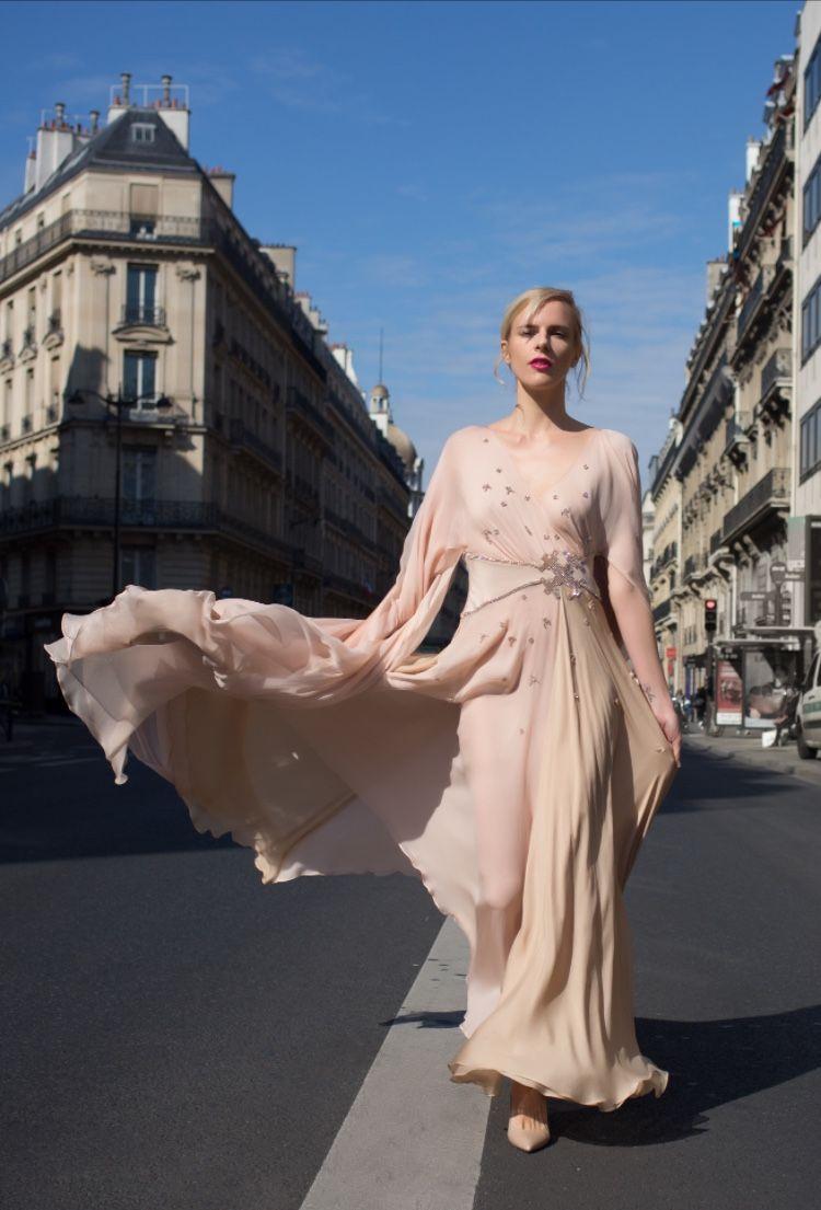 Бренд OLENA DATS' представил коллекцию SS16 в рамках PARIS FASHION WEEK