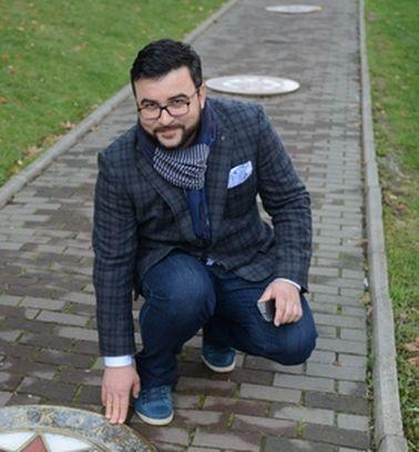 Руслан Сеничкин в Черновцах