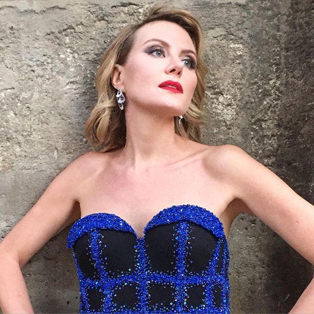 Дочь Ренаты Литвиновой впервые снялась в фильме своей знаменитой мамы