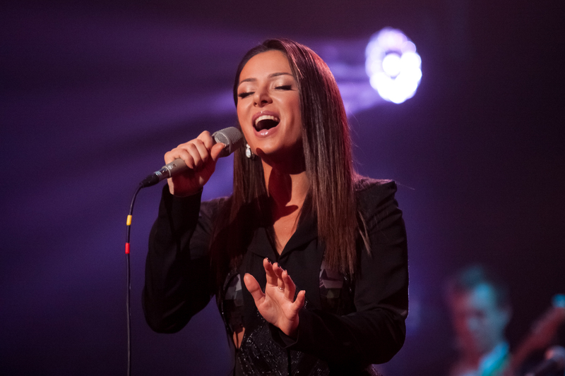 Злата Огневич исполнила песню легендарных The Beatles