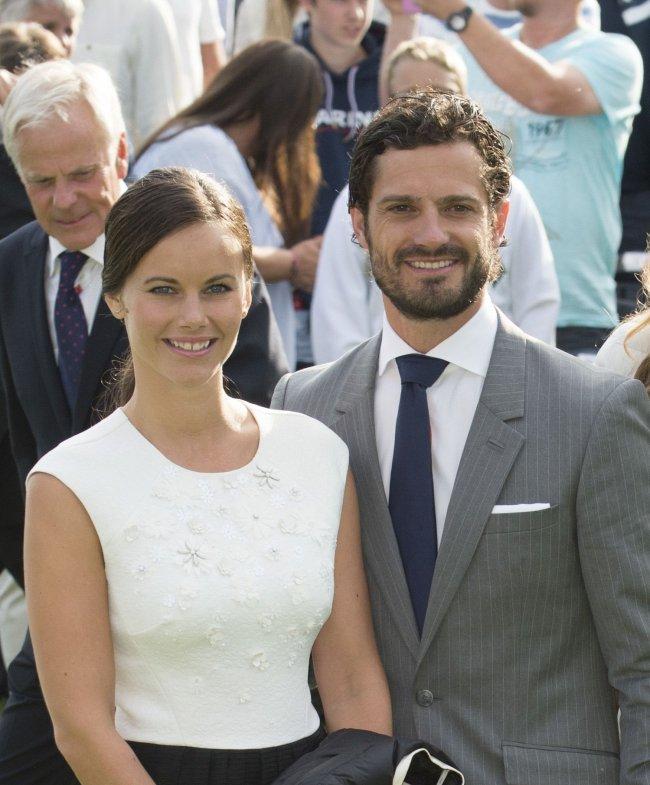 Официально: принц Швеции Карл Филипп и принцесса София ждут первенца