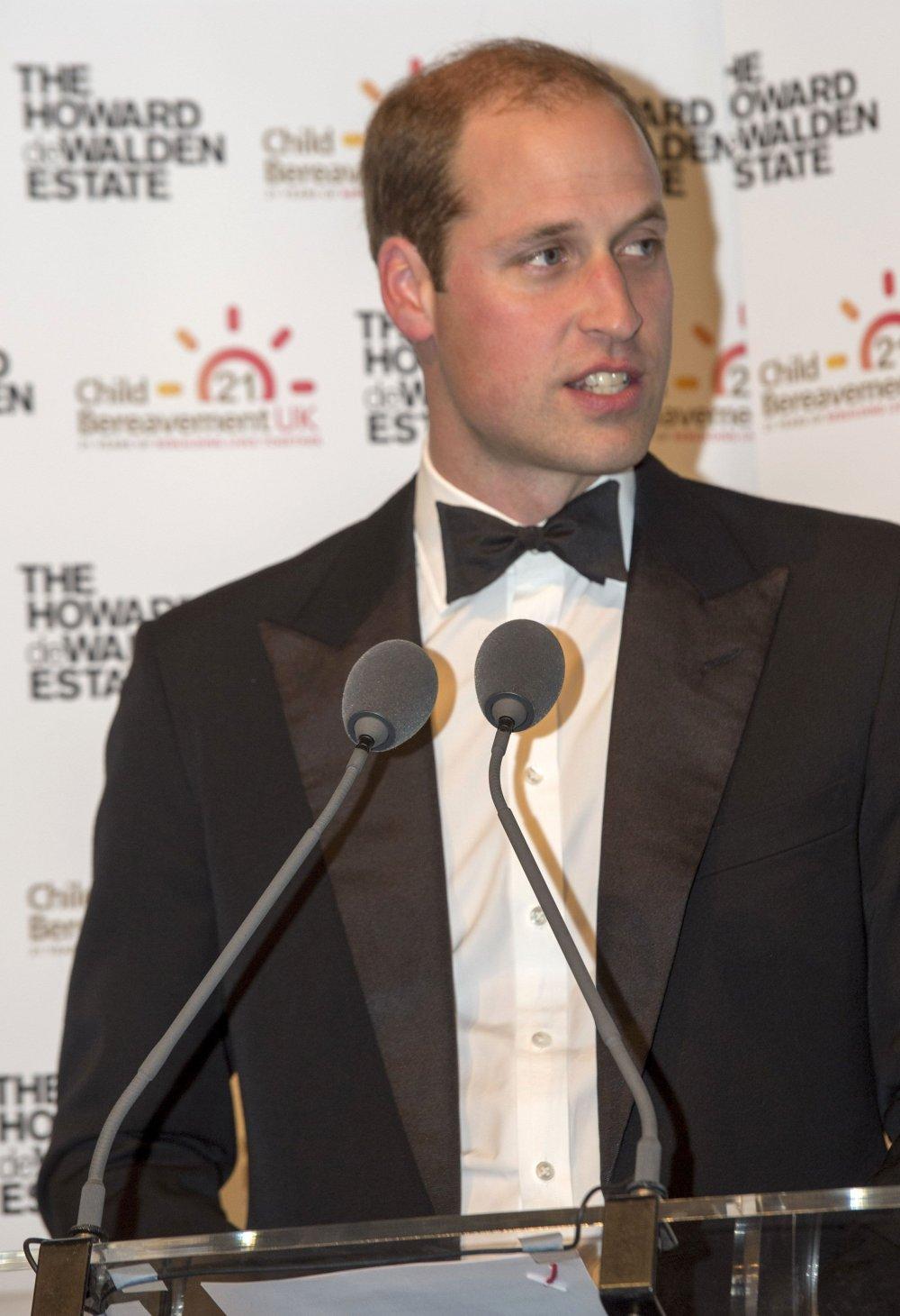 Откровенно: принц Уильям поделился переживаниями, связанными с гибелью его матери