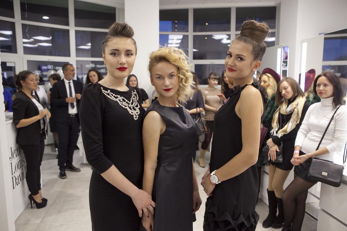 В Киеве открылся салон легендарного бренда Jean Louis David
