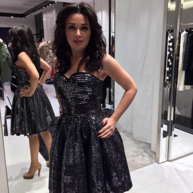 Анастасия Заворотнюк заявила, что не готова отдать свою дочь замуж