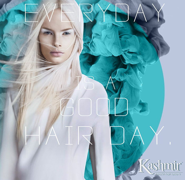 Ботокс для волос от KASHMIR повернет время вспять