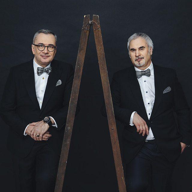 Валерий и Константин Меладзе спели песню о самом личном