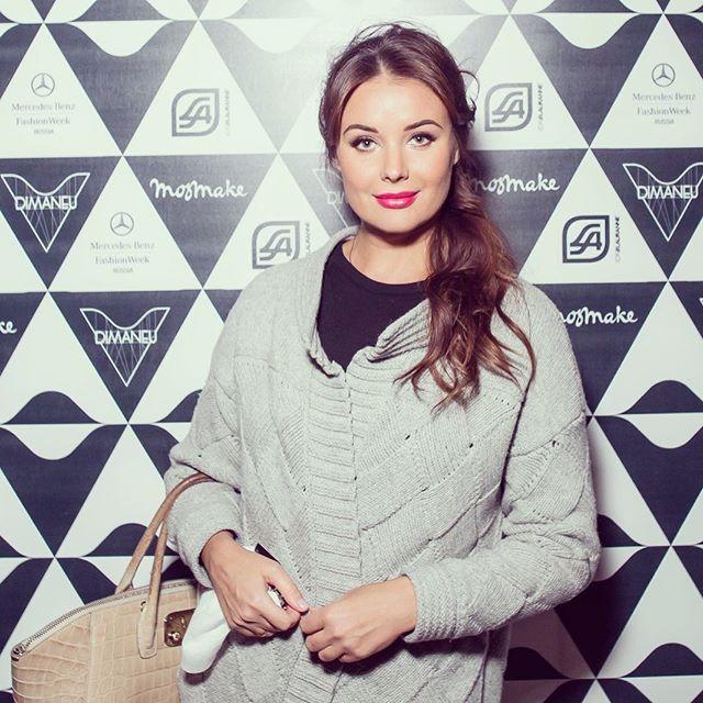 Оксана Федорова готовится в третий раз стать мамой