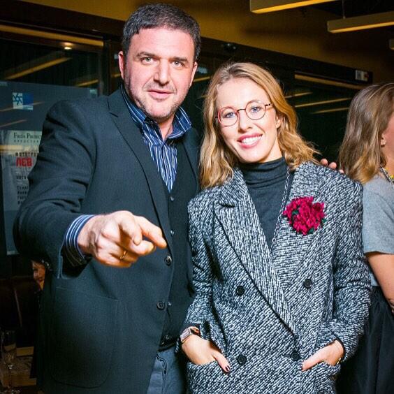У Ксении Собчак и Максима Виторгана скоро появится ребенок?