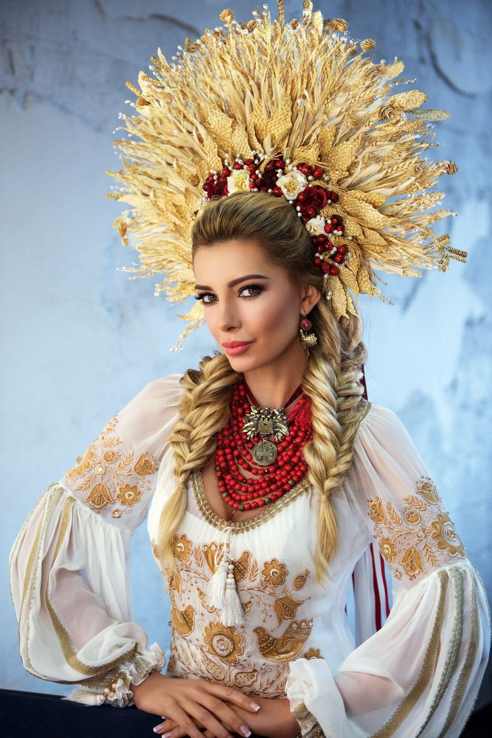 Анна Вергельская Мисс Украина Вселенная-2015