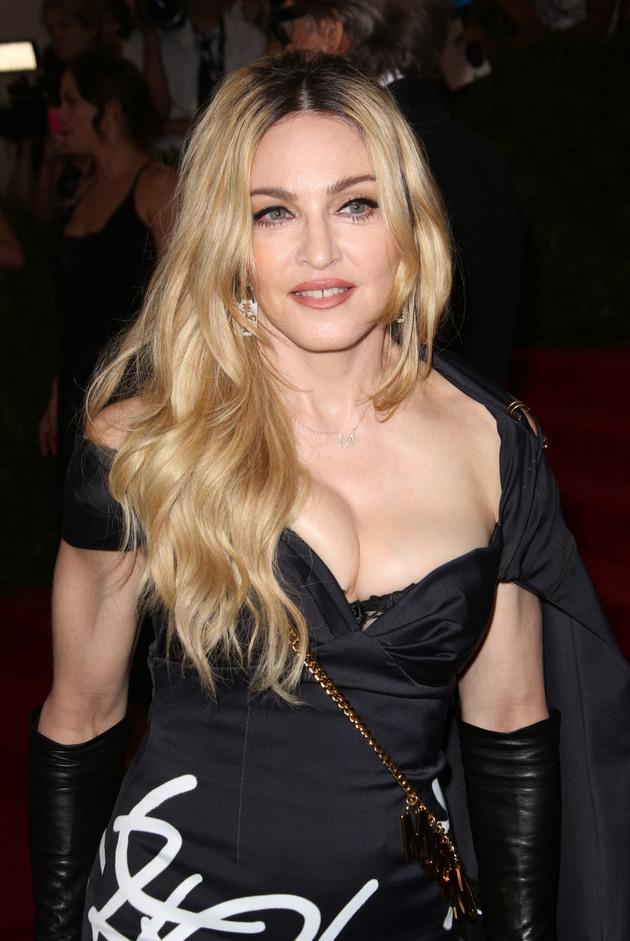 Мадонна выложила в сеть фото с Шоном Пенном: есть ли роман?