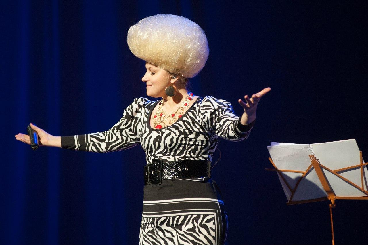 Мария Бурмака в театре