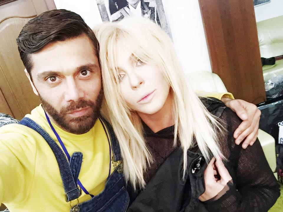 Новый дуэт: Ирина Билык спелась с отцом своего второго сына