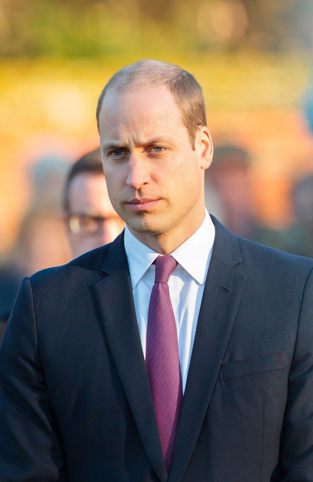 Ближе к народу: принц Уильям пообедал в школьной столовой