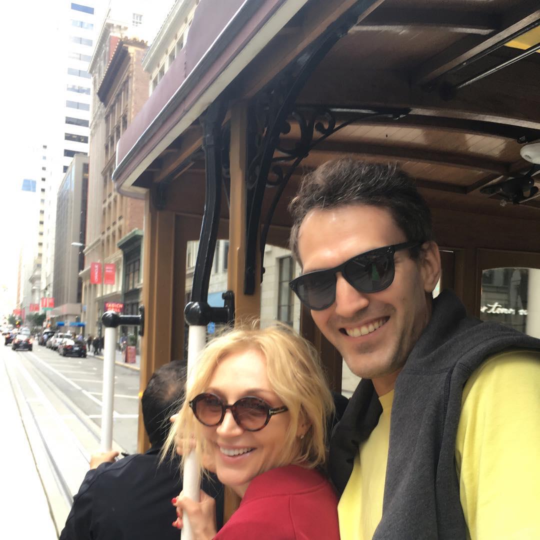 Кристина Орбакайте поздравила мужа с 12-летней годовщиной знакомства