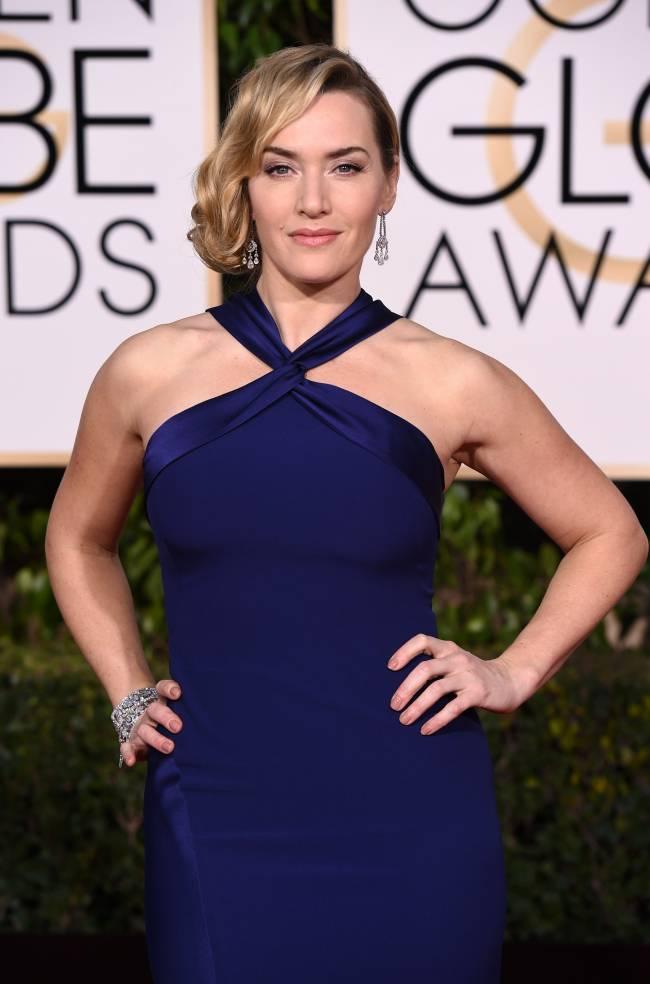 """Кейт Уинслет о номинации ДиКаприо на """"Оскар"""": """"Дайте ему уже наконец победу!"""""""