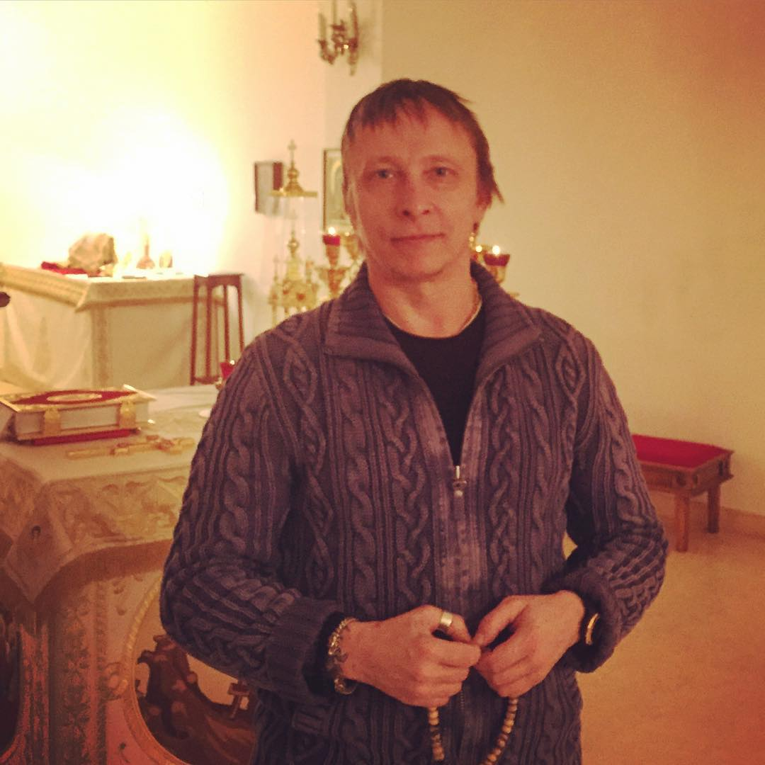 Иван Охлобыстин станет папой в седьмой раз?