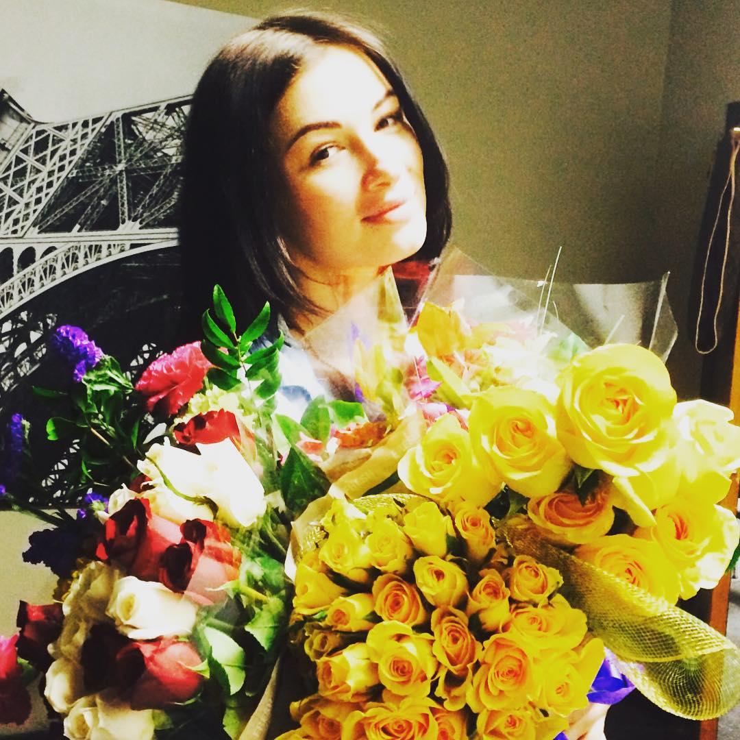 Анастасия Приходько набила тату в честь своих детей