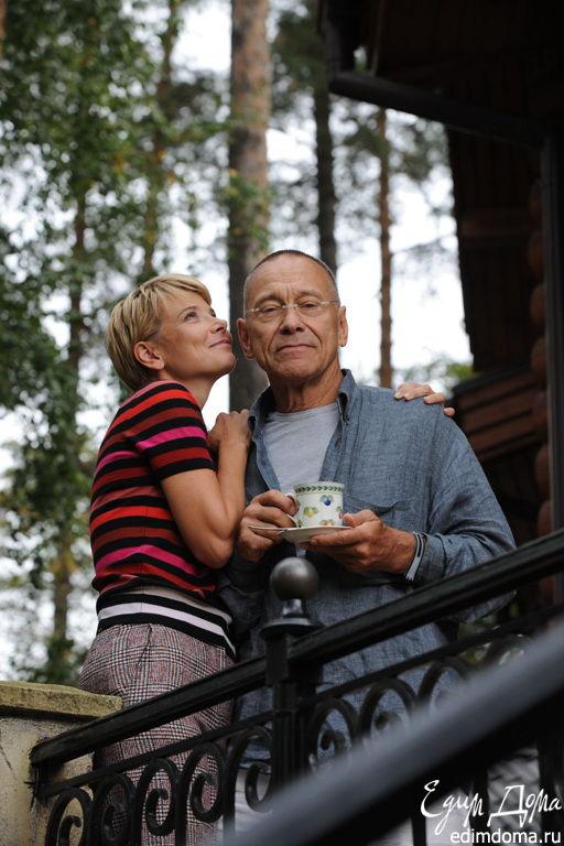 Мужа Высоцкой Андрея Кончаловского госпитализировали в больницу