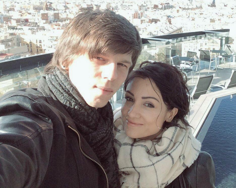 Александр Лещенко и Лина Верес впервые в жизни отправились в отпуск