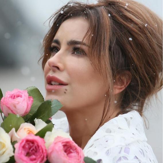 Ани Лорак стала главной героиней видео Алана Бадоева