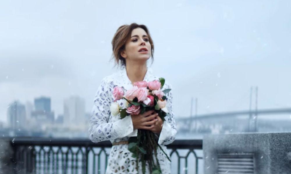 Ани Лорак в новом клипе