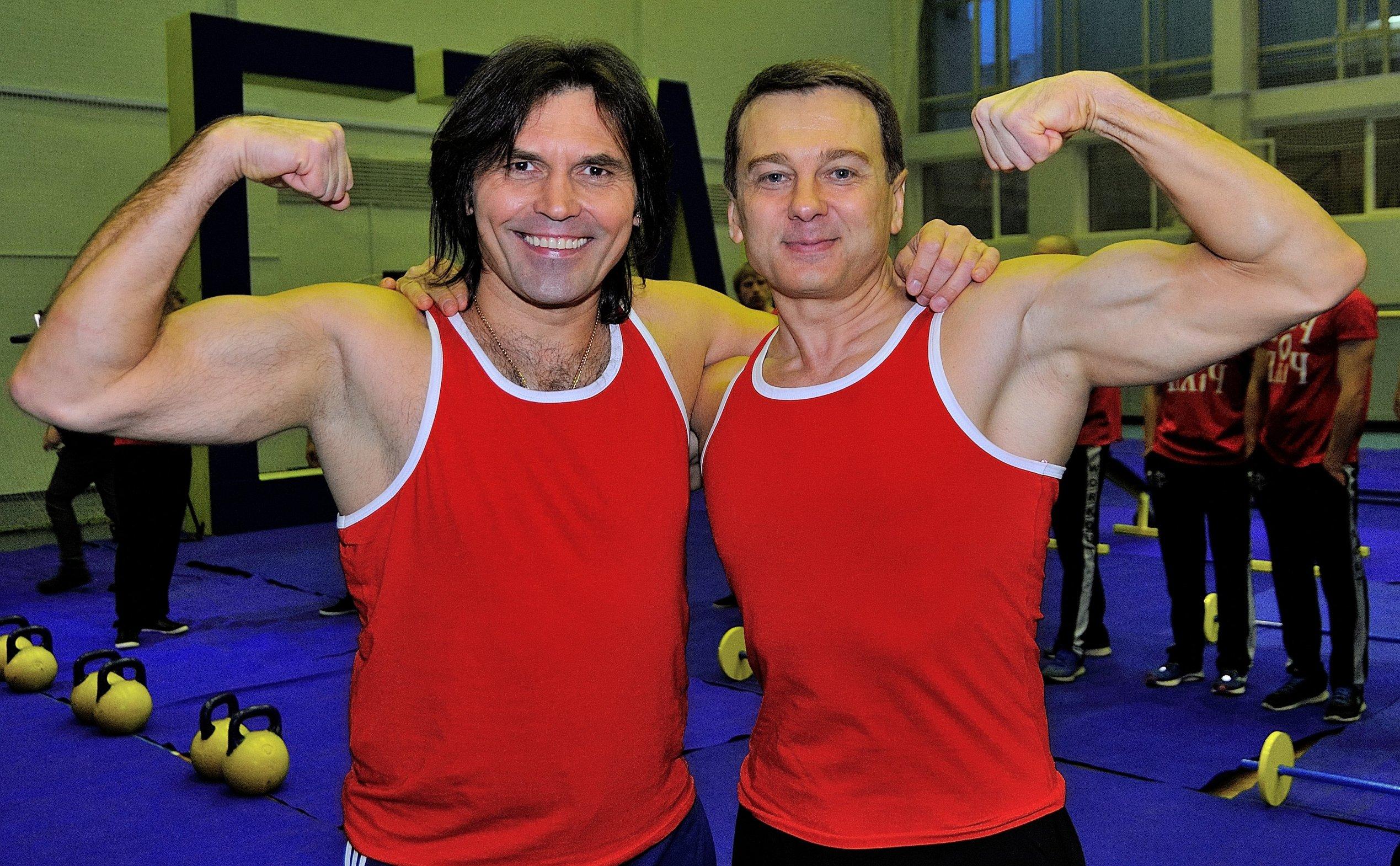 Тимофей Нагорный провел спортивный турнир со звездами