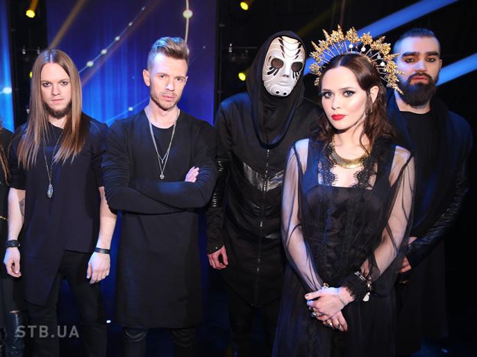 The Hardkiss на Евровидении-2016
