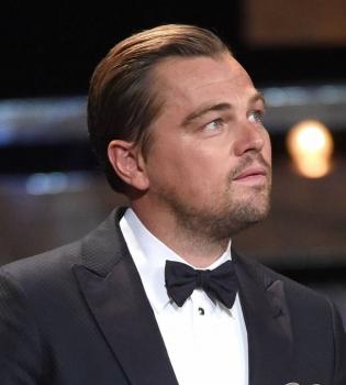 """Леонардо ДиКаприо забыл свой """"Оскар"""" в ресторане"""