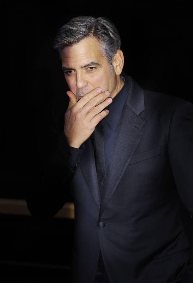 Джордж Клуни заявил, что подумывает уйти из кино
