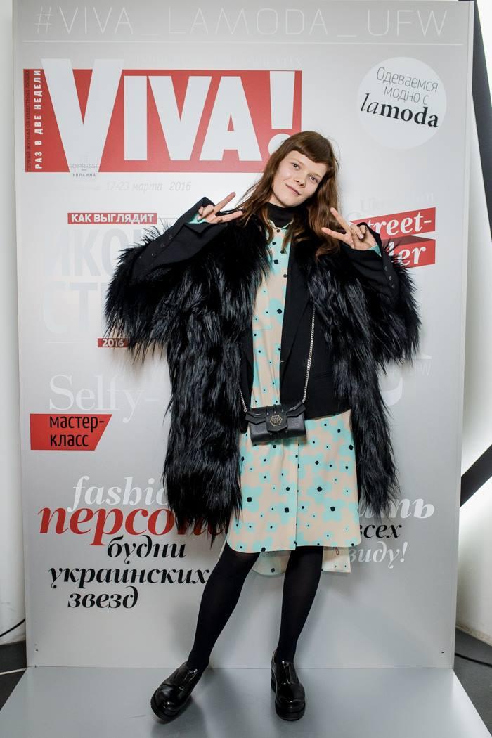 Ирина Кравченко - лицо нового сезона UFW