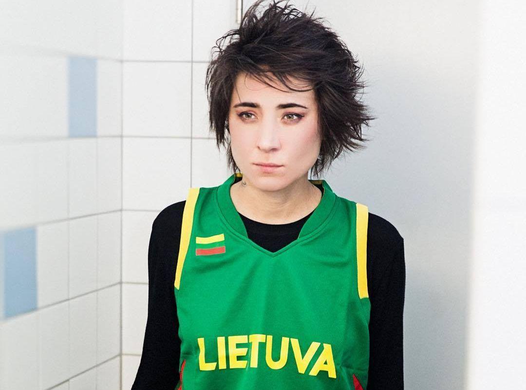Земфира в Литве