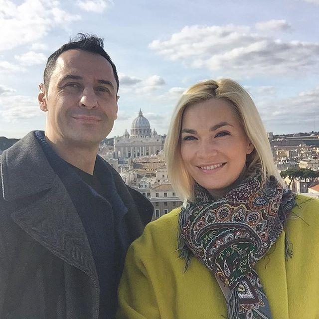 Жена Стаса Костюшкина похудела на 20 килограммов после родов