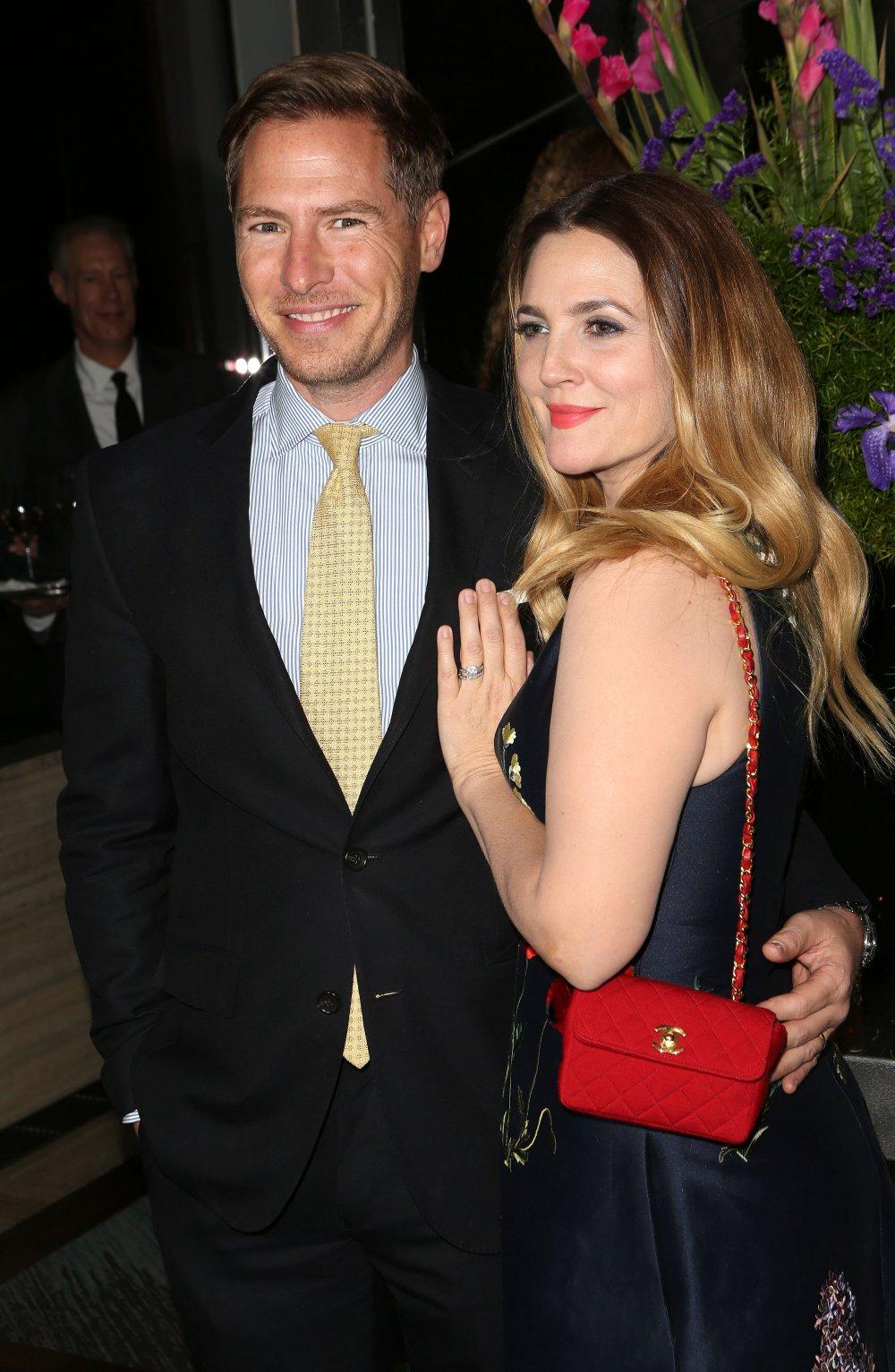 Дрю Бэрримор разводится со своим третьим мужем Уиллом Копелманом