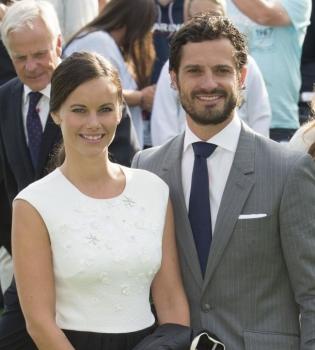 Принц Швеции Карл Филипп впервые стал отцом