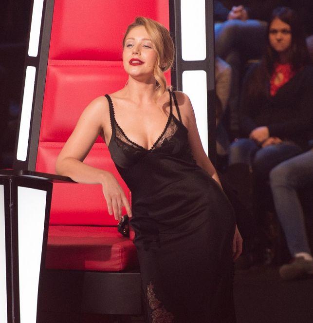 Тина Кароль на шоу Голос країни 6