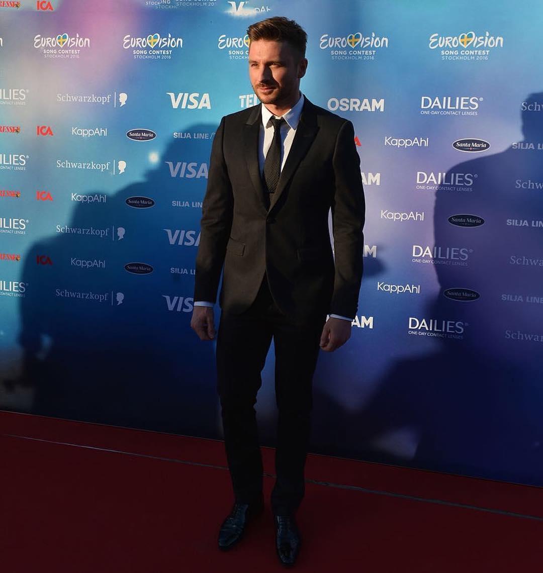 Сергей Лазарев впервые прокомментировал победу Украины на Евровидении 2016
