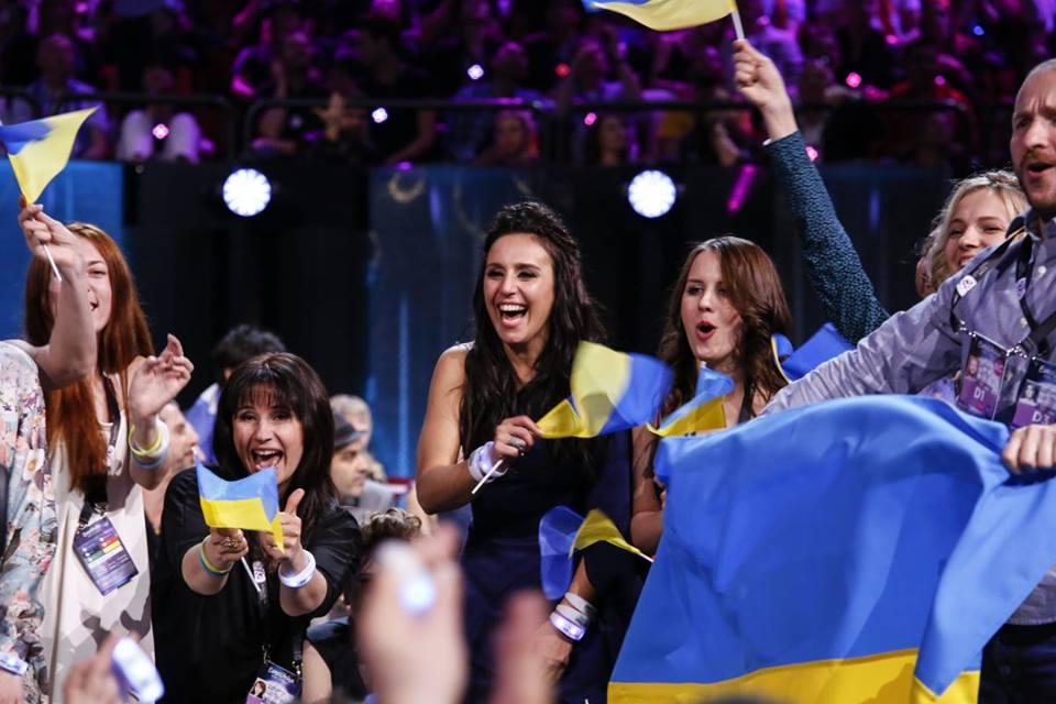"""Победительница """"Евровидения-2016"""" Джамала рассказала о своем политическим будущем"""