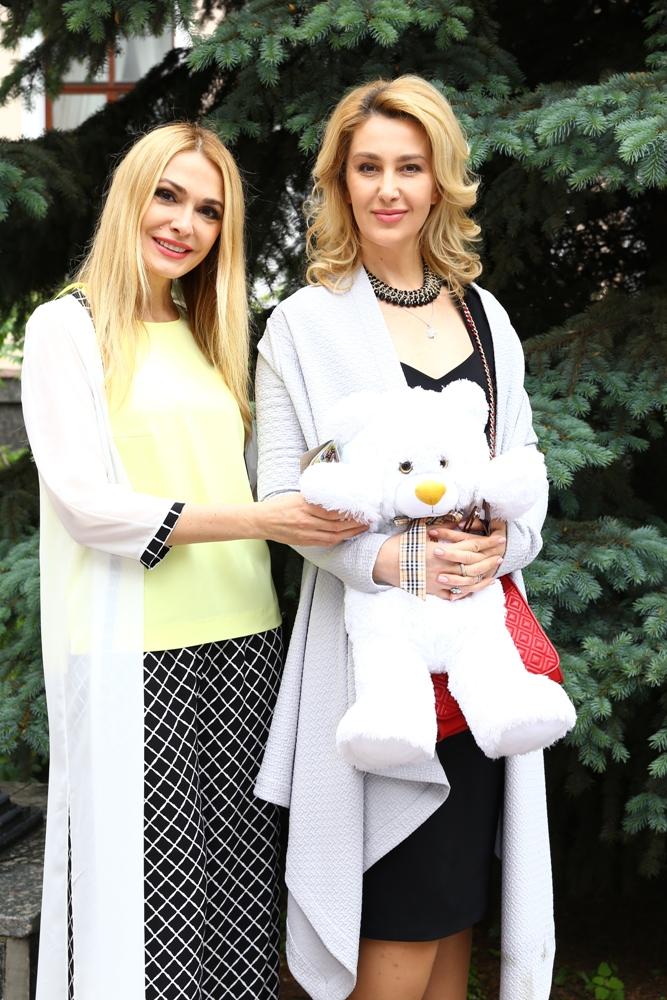 Ольга Сумская и Снежана Егорова