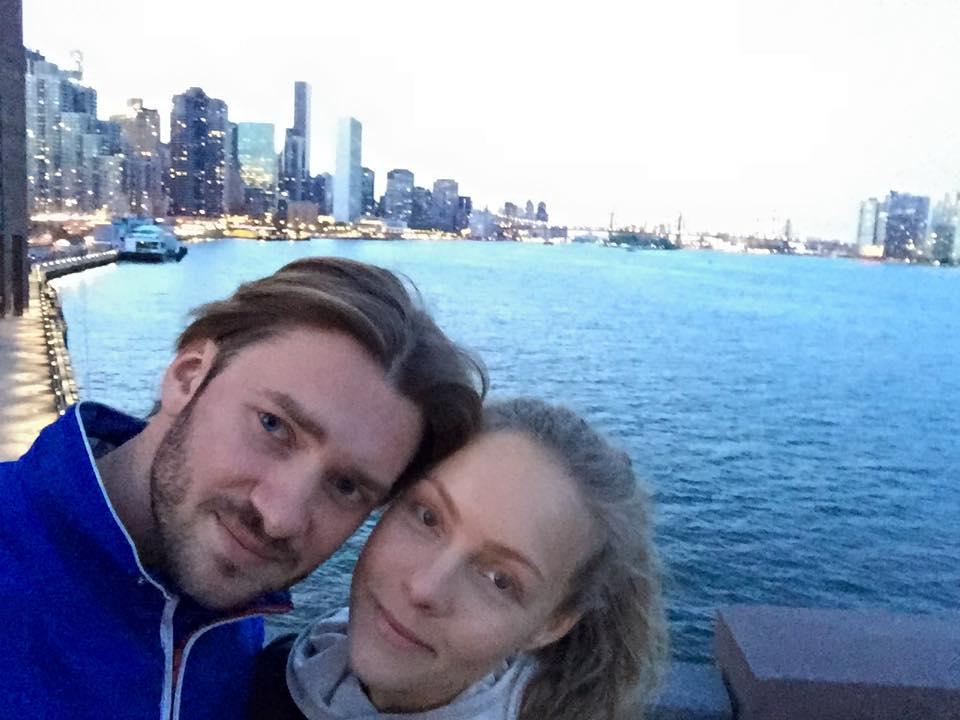Дмитрий Дикусар хочет уехать из Украины после развода с Аленой Шоптенко