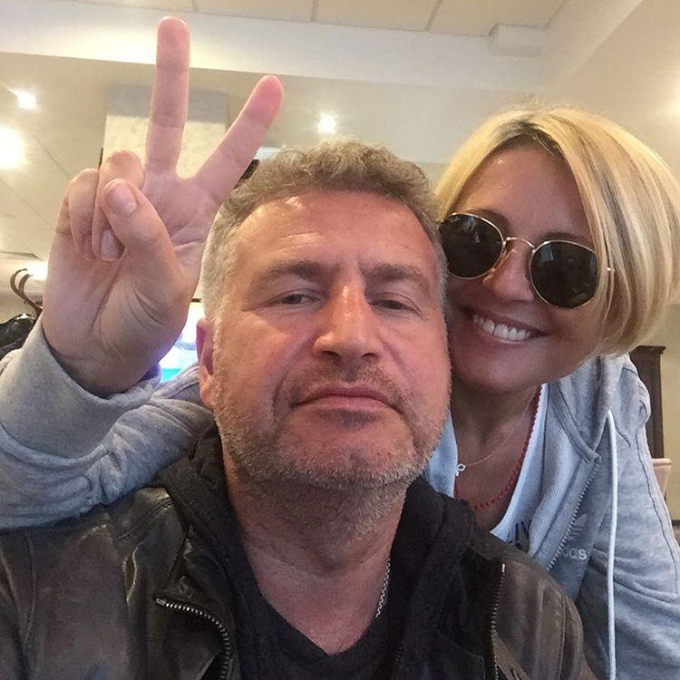 Леонид Агутин трогательно поздравил Анжелику Варум с 47-летием